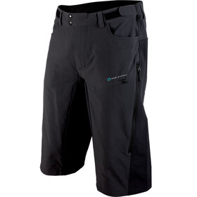 POC Resistance Enduro Mid Shorts Men carbon black
